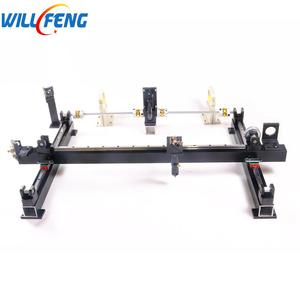 Image 5 - Will Feng 1600x1200mm 100w Laser Mechanical Set Controller AWC708S Motor DIY Assemble CNC Co2 Laser Cutter Engraving Machine