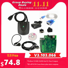 Module Multi-Function Hds Him HONDA Interface No for Double-Pcb V3.103.066 Green Newest-Version