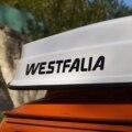 Для (2 шт.) логотипа WESTFALIA 18 дюймов виниловая наклейка