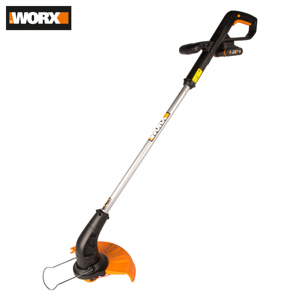 Grass Trimmer WORX WG157E Garden Power Tools Battery A Haircut Trimmers Cutting Rechargeable