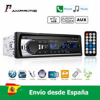 AMprime Auto radio 1 Din Stereo Fernbedienung Digitale Bluetooth Audio Musik 12V Mp3 Player USB/SD/ AUX-IN