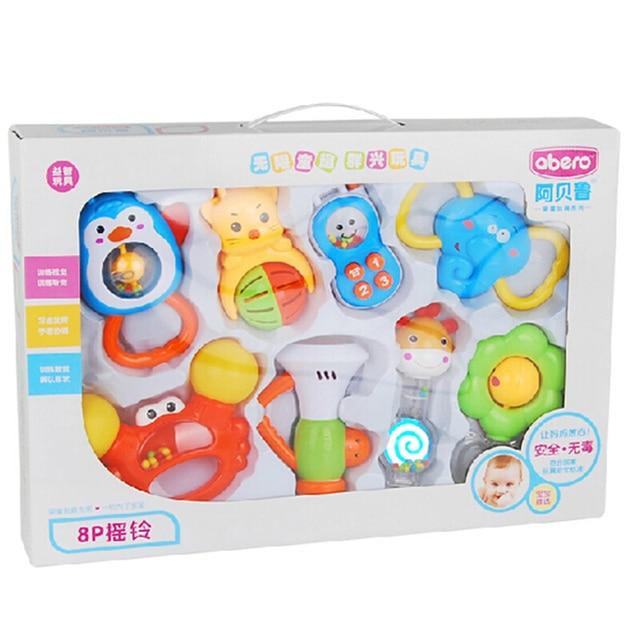 Детский образовательный игрушечный колокол