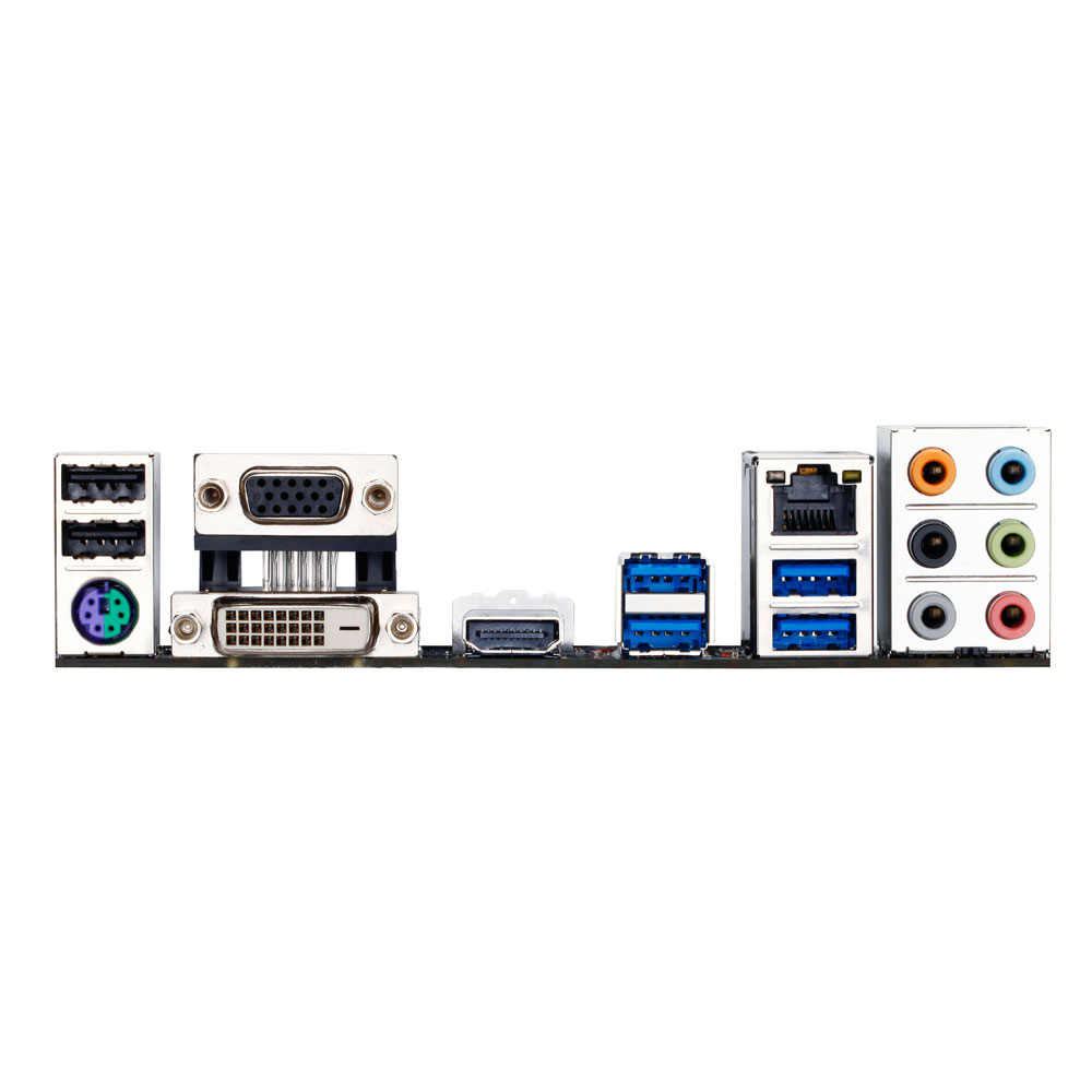 الأصلي المستخدمة سطح المكتب اللوحة جيجابايت GA-H87-HD3 إنتل H87 LGA 1150 كور i7/i5/i3/بنتيوم/سيليرون DDR3 32 جرام SATA3 USB3.0 ATX