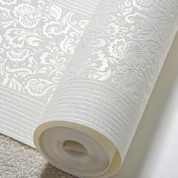 Европейский Стиль 3D обои с вертикальными полосками нетканой ткани толстые теплые Спальня Гостиная Телевизор задний фон на стену обои