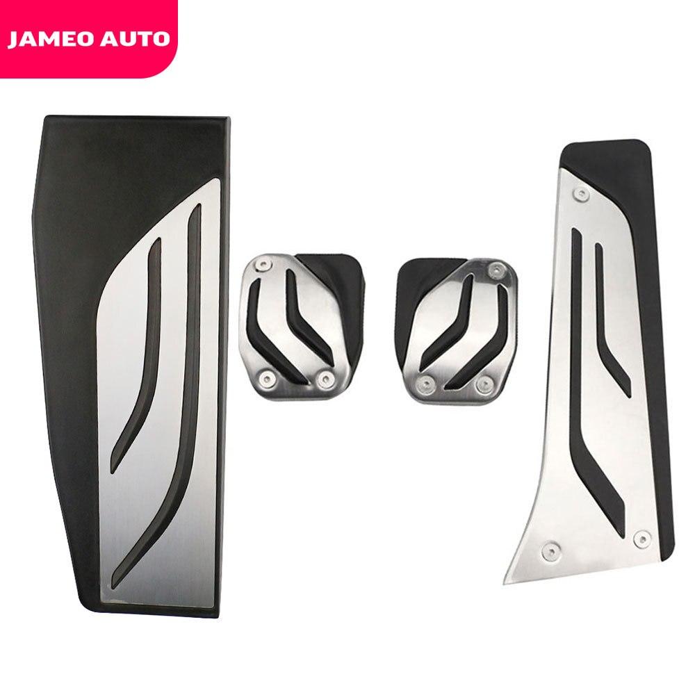 Car Pedals Pedal Cover Fit for BMW F20 F21 F22 F23 F24 F30 F31 F32 F33 F34 F35 F36 F80 F82 F83  E81 E82 E88 E90 E91 E92 E93 LHD