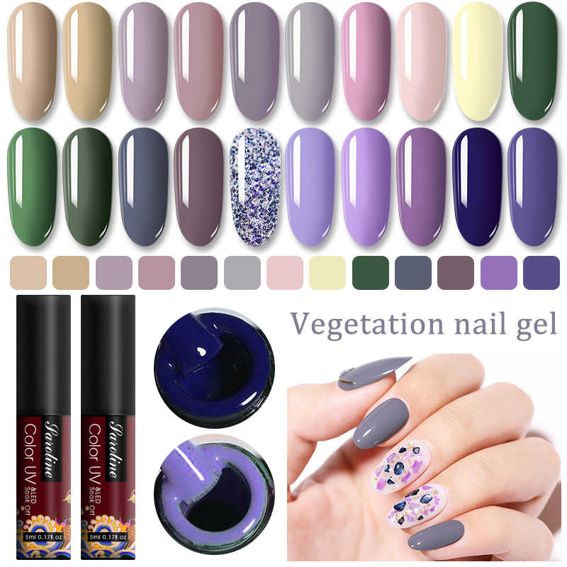 Gel Cat Kuku Hybrid Pernis Semi Permanen UV LED Gel Lacquer Base Top Coat untuk Manikur Kuku Rendam Off Kuku seni Gellack