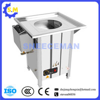 Commercial Steamed stove Gas steamer Steamed buns Steaming machine Tandoor oven