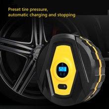12v портативный автомобильный воздушный насос аварийный компрессор