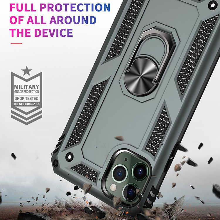 رائع حامل الهاتف حالة لسامسونج غالاكسي S8 S9 S10 E زائد S20 جدا ملاحظة 8 9 10 5G J2 J3 J4 J6 J7 برو 5G M10 M20 M30S غطاء