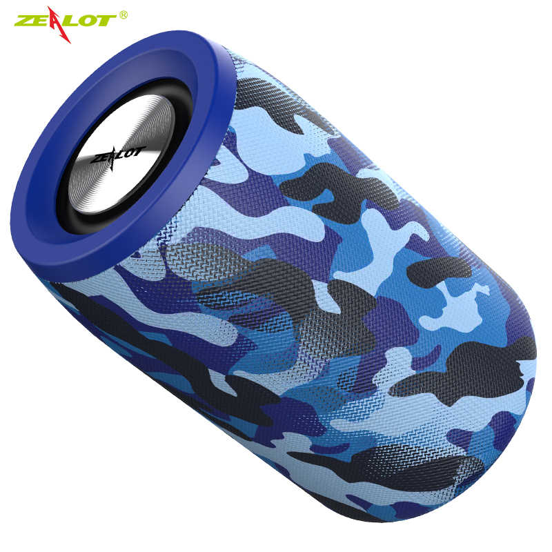 Mini Altoparlante Portatile Senza Fili di Bluetooth Speaker Boombox Hifi Sistema Audio 3D Musica Stereo Surround Supporto Bluetooth,TF AUX USB