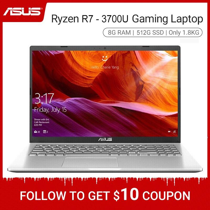 Ноутбук ASUS FL8700 Pro, ноутбук 2020 15,6