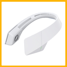 F58 Portable Outdoor Sports Ventilador Portatil Abanicos 360 Degree Lazy Neckband Fan 78 Surround Air Outlets USB  Rechargeable