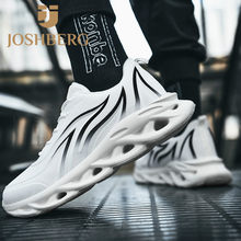 JOSHBERG Designer Fashion Personality Mens Sneakers Big Size Sneakers Men Chinese Style Sneakers For Men Tenis Masculino Adulto(China)