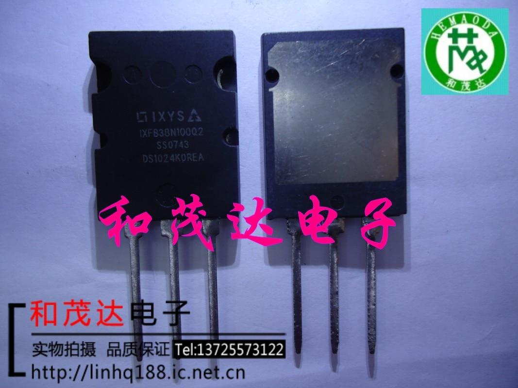 1 шт. новый оригинальный IXFB38N100Q2 до-264 1000V38A в наличии