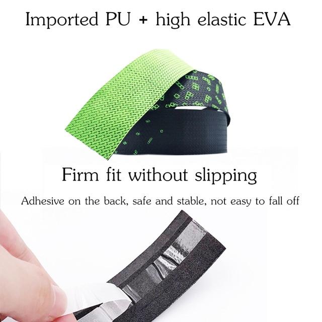 MOTSUV Road Bicycle Handlebar Tape Belt New Tetris design Cycling Handle Bar Tape Wrap Anti-slip Anti-sweat Strap +2 Bar Plugs 3