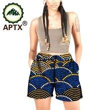 Африканская одежда для женщин короткие брюки в стиле Анкары