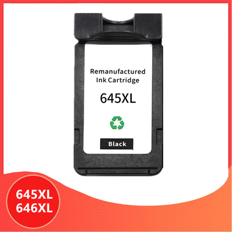 Black PG645 CL646 XL ink cartridge replacement for Canon PG-645 CL-646 PG 645 CL 646 Pixma MG2460 MG2560 MG2960 MG2965 image
