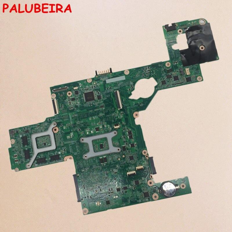 PALUBEIRA высокое качество CN-0714WC для Dell XPS L502X Материнская плата ноутбука DAGM6CMB8D0 HM67 PGA989 DDR3 GT540M тестирование