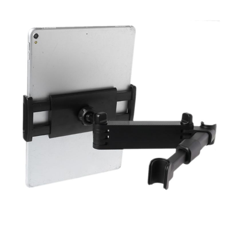 Image 5 - Car Rear Pillow Phone Holder Tablet Car Stand Seat Rear Headrest  Mounting Bracket for iPhone X8 iPad Mini Tablet 4 11/12.9 InchTablet  Stands