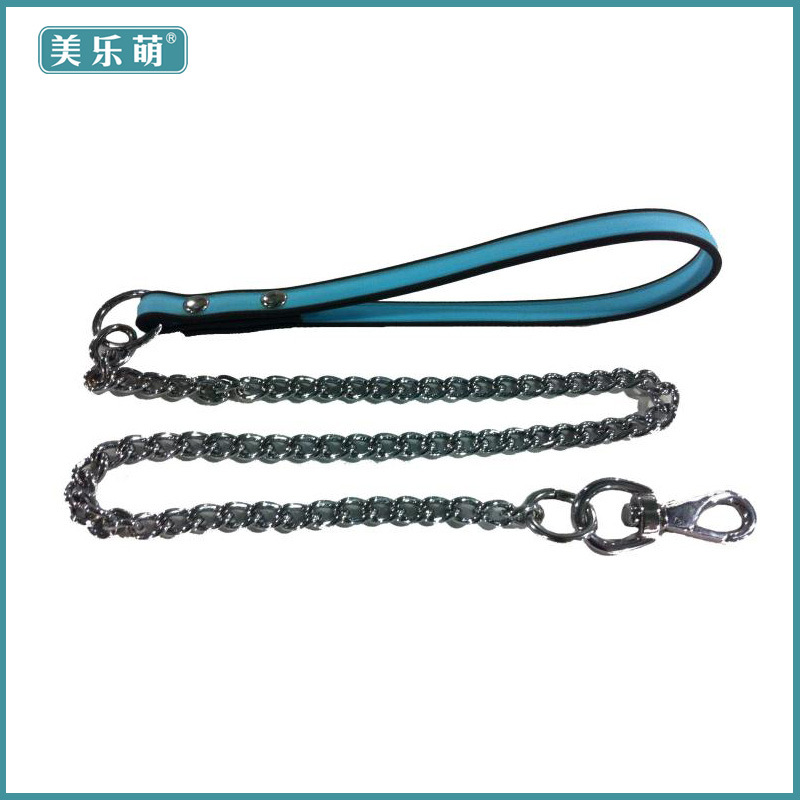 Hot Selling Hot Selling Pet Supplies Chain Dog Daily Use Hand Holding Rope Pet Collar
