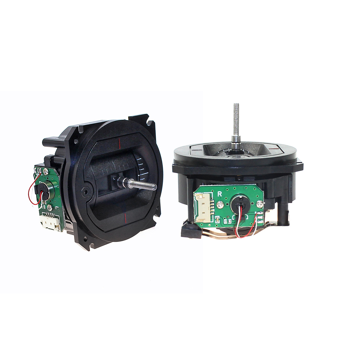 2Pcs Jumper Hall Sensor Gimbal for Jumper T16 pro Plus Radios Transmitter Upgrade T16 Series Sensor Gimbal Repairing Kit(China)