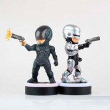 Экшн-фигурка Robocop Q Edition, анимация Ver. Игрушечные модели из ПВХ, новинка, 18 см
