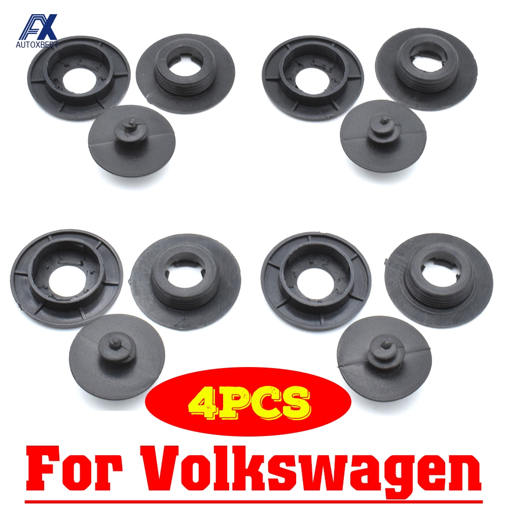 4 шт. автомобильные зажимы для ковриков для VW Все модели фиксаторы для ковров фиксатор крепления удерживающие противоскользящие пряжки|Клипсы и зажимы для авто|   | АлиЭкспресс