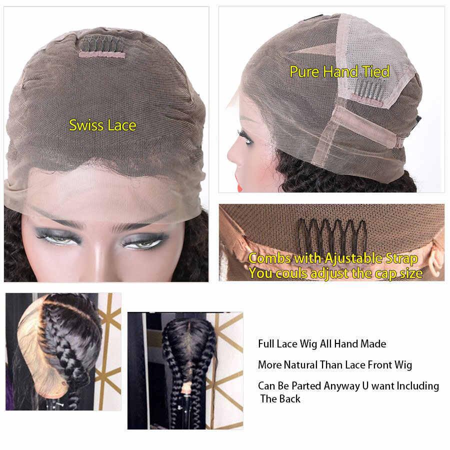 RXY Tam Dantel peruk insan saçı Bebek Saç Ile Perulu Düz Ön Koparıp Tam sırma insan saçı Peruk Siyah Kadınlar Için Remy Peruk