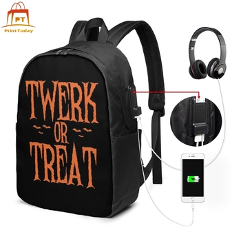 Hip Hop Halloween Backpack Hip Hop Halloween Backpacks Teenage Men - Women Bag Multi Function University Bags printio hip hop