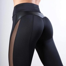 2019 Women Leggings Sexy Pants Push Up Fitness Gym Leggins Running Mes