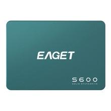 Eaget S600 Interne Solid State Drive PC Computer Lagerung 128G/256G/512GB SSD HDD 2,5 zoll SSD SATA Festplatte für Laptop Desktop
