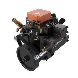 Image 2 - Toyan FS S100G moteur à essence à quatre temps, moteur RC, pour bateau, avion