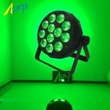 led par DMX 512 stage light for disco party and dj club efect indoor wall wash and color beam 15Wx12 RGBW 4IN1(China)