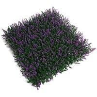 Garden Artificial Grass Realistic Fake Grass Thick Lawn Turf Rugs Carpet Self draining Mat Fake Grass for Garden Landscape Patio