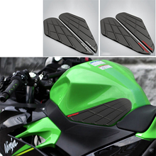 Gas-Fuel-Tank-Pads Traction-Protection Moto Motorcycle-Tank Ninja Kawasaki Part for Side-Pad