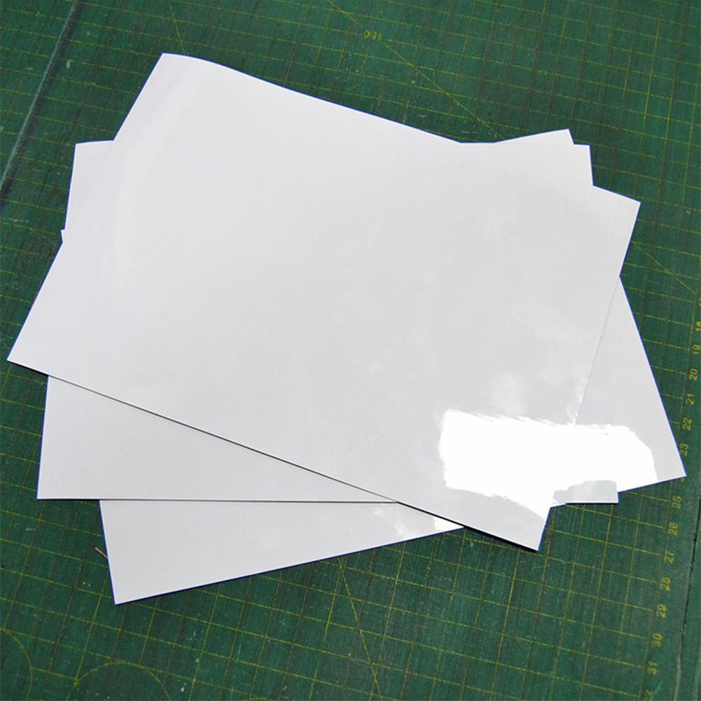 A5 21*15cm Flexible Fridge Magnets Whiteboard Waterproof Kids Drawing Message Board Magnetic Practical Refrigerator Memo Pad