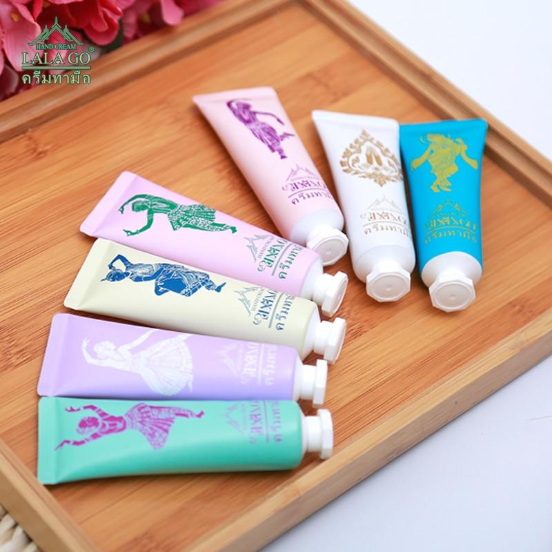Thailand Whitening Hand Cream Nature Avocado Honey Essence Vitamin E Moisturizing Nourish Hands Cream Korean Feet Hand Skin Care