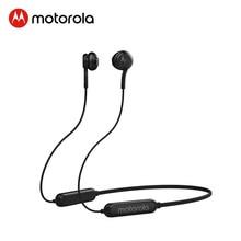 Motorola Drahtlose Kopfhörer Bluetooth 5,0 IPX5 Wasserdicht Neckband Kopfhörer unterstützung Stimme Befehl Alexa, Siri, Google Assistent