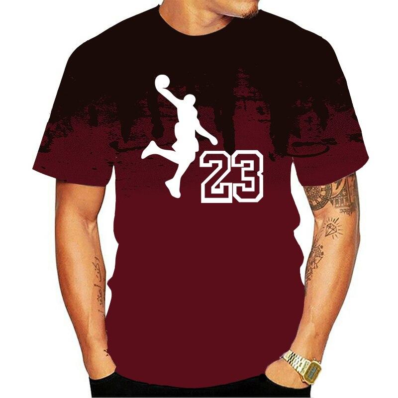 2020 новая брендовая одежда Jordan 23 Мужская футболка Swag футболка с принтом Мужская футболка для фитнеса футболки в стиле хип-хоп