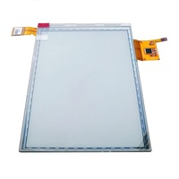 6 inch TEST OK touch screen and lcd display ED060SCM For Pocketbook Touch 622 lance matrix Reader e reader
