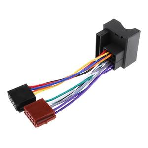 Image 4 - Arnés de cableado de Radio estéreo para coche, adaptador de Cable para Ford Galaxy Mondeo Fiesta, Etc., novedad de 2019