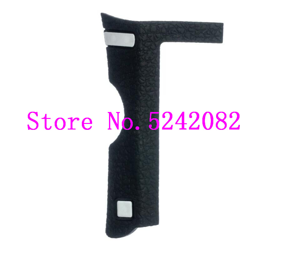 Original Replacement Front Cover Side Grip Rubber Unit For Nikon D750 Camera Repair Part