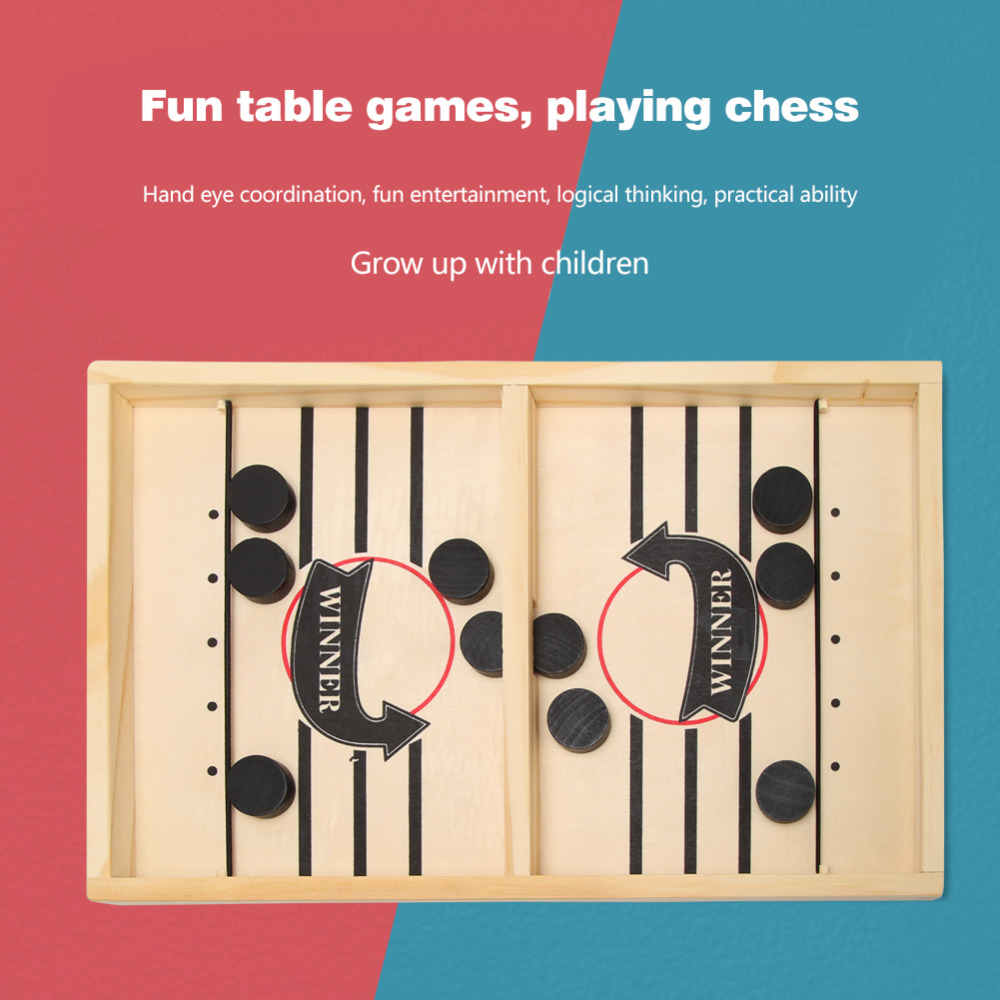 Sequence Chess Hockey Game Board Table Football Winners Catapult H7R8