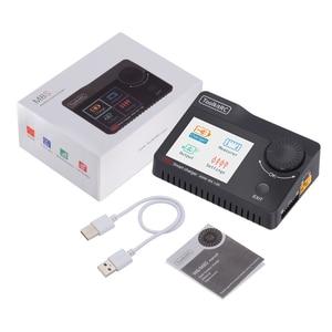 Image 2 - Toolkitrc M8S M8 Batterij Multifunctionele Oplader Ontlader Kleur Scherm 300W 15A 400W 18A Voor 1 8S lipo Lihv Leven Leeuw Nimh Pb