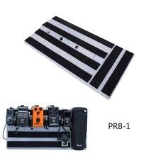 Pedal de efecto guitarra para uso en bricolaje, cinta mágica para Pedal, impermeable, Universal, funda para bolso Gig