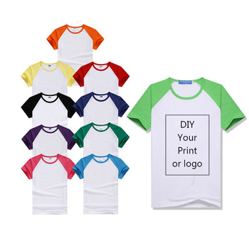 Customized Print T Shirt Men's DIY Your Like Photo or Logo White Top Tees Women's and Kid's Clothes Modal T shirt Size S-4XL image