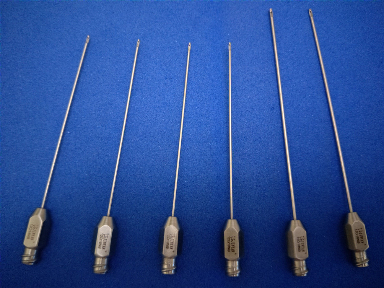 Купить с кэшбэком 6pcs Liposuction set  Coleman style Micro Injection Cannulas tools beauty