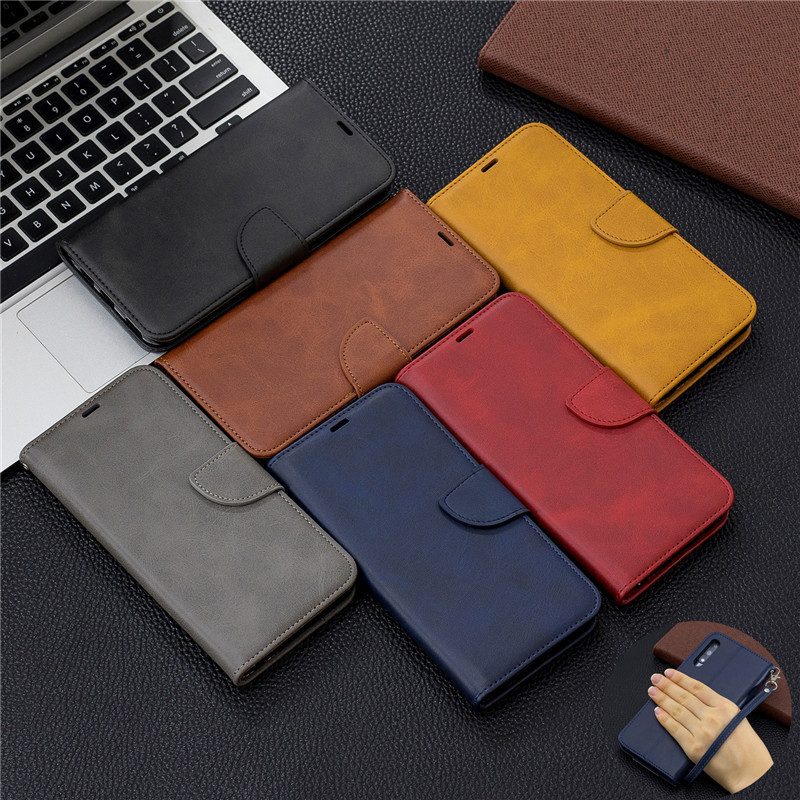 For Samsung Galaxy S20 Fundas Wallet Leather Flip Case For Samsung S20 Plus S 20 Ultra S20Plus Magnetic Card Holder Phone Cover