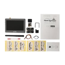 FPV System Combo HD Camera with 5.8G Transmitter and 4.3 Inch FPV Monitor Receiver Kit RTR for RC Aircraft Glider RC Car radiomaster tx16s hall sensor gimbals 2 4g 16ch multi protocol rf system opentx transmitter with tbs micro tx v2 for rc drone