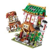 New Arrive LOZ  Diamond Block World Famous Architecture Series City Building Blocks Classic Toys Model House  gift 1735